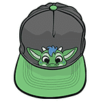 PeekABU Hat Dragon