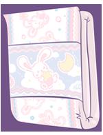 ABUniverse BunnyHopps 2-Tape Night Diaper