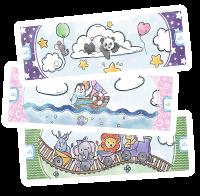 ABUniverse Extra Wide Diaper Sticker Store