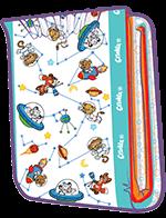Crinklz Astronaut Diapers
