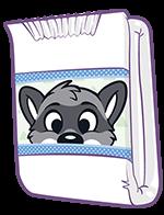 ABUniverse PeekABU Diapers