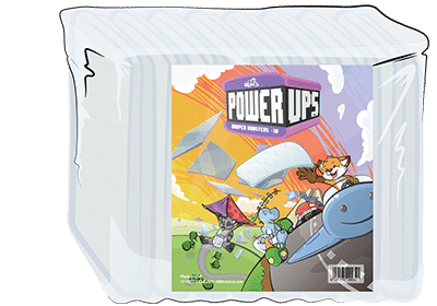 ABU PowerUps Europe Edition Diaper Boosters